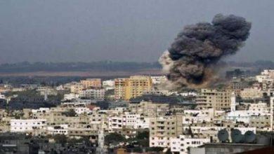 Photo of غارة اسرائيلية تودي بحياة خمسة افراد من عائلة واحدة في غزة