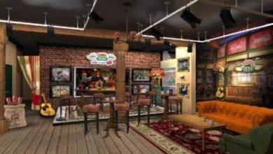 """Photo of مقهى مسلسل """"فريندز"""" يقام مؤقتا في نيويورك"""