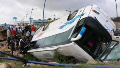 Photo of فرنسا: إصابة 22 مغربيا بجروح طفيفة في حادثة سير