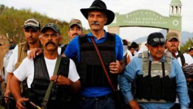 Photo of قمة لعصابات المخدارت في المكسيك