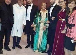 Photo of زواج سعد المجرد وصور العروس
