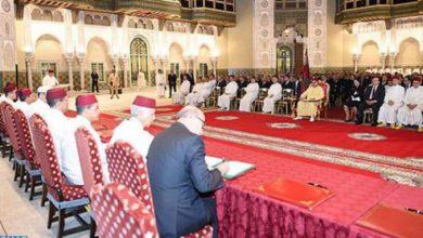 Photo of الملك يترأس حفل إطلاق مخطط تنمية جهة الدار البيضاء الكبرى (2015- 2020)