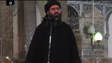 """Photo of """"أبو بكر البغدادي"""" يتجول """"حرا طليقا"""" في الحي المحمدي!"""