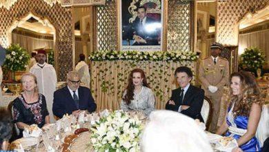 Photo of للا سلمى تترأس بالرباط حفل عشاء بمناسبة تدشين متحف محمد السادس للفن الحديث والمعاصر