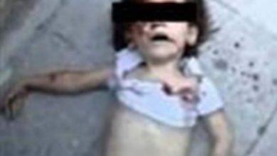 Photo of جريمة بشعة.. أب يقتل ابنته لكثرة بكائها ويلقي جثتها بالطريق العام بمصر القديمة