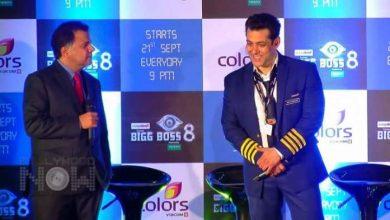Photo of بالفيديو: النجم الكبير الممثل الهندي سلمان خان يحضر إحدى الأحداث مؤخرا لبرنامجه الشهيربيغ_بوس