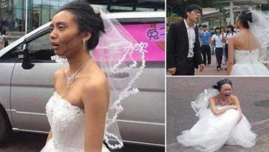 Photo of صينية تختبر حب خطيبها لها بطريقة غريبة