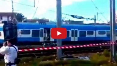 Photo of بالفيديو..قتيل وأزيد من 60 جريحا في انحراف قطار بالعاصمة