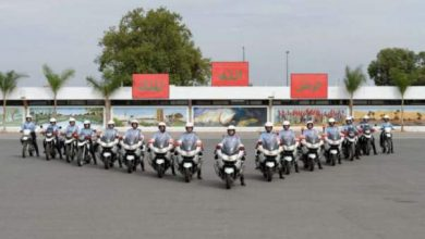 Photo of تعرفوا على أول دفعة من الشرطيات سائقات الدراجات بالمغرب