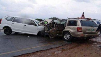 Photo of مصرع مغربيين وإصابة ثلاثة آخرين بجروح في حادثة سير شرق السعودية