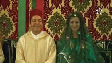 Photo of بالفيديو عرس الأمير مولاي رشيد ليلة الحناء والعمارية
