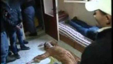 Photo of إعادة تمثيل جريمة قتل الفرنسي وابنته المتبنية بسبع عيون بإقليم الحاجب