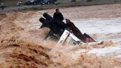 Photo of حصيلة: 32 قتيلا و6 أشخاص في عداد المفقودين حصيلة الفيضانات الجديدة