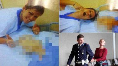 Photo of ممرضة ايطالية تقتل 38 مريضا لأنهم مزعجون