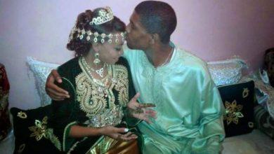 Photo of بالصورة رشا ( كوميديا شو ) رفقة زوجها في ليلة زفافهما