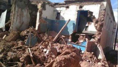 Photo of انهيار 177 منزل عتيق بإقليم طاطا نتيجة الأمطار الغزيرة
