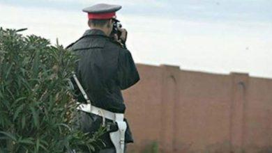 Photo of الدركي الذي سب الله أمام جنايات البيضاء بتهمة التعذيب