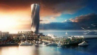 Photo of أكبر برج في إفريقيا وأوروبا يسعد البيضاويين