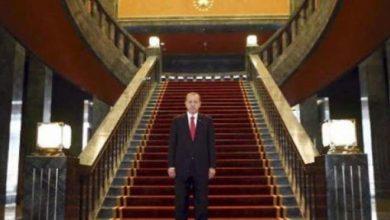 "Photo of أردوغان يدافع عن قصره الفخم في أنقرة ويعتبره رمزا لـ ""هيبة"" تركيا الجديدة"