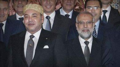 Photo of الملك محمد السادس ينعي الراحل عبد الله باها بكلمات مؤثرة