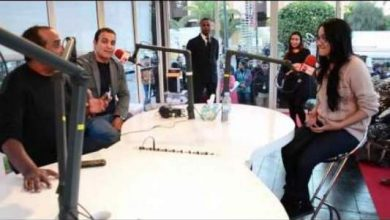 Photo of بالفيديو .. زواج سعيد الناصري بفدوى على المباشر