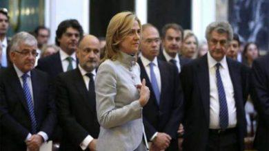 Photo of شقيقة العاهل الإسباني تمثل أمام القضاء
