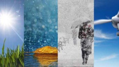 Photo of درجات الحرارة الدنيا والعليا المرتقبة يوم غد الخميس