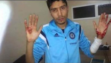 Photo of شاهد مول الكاسكيطة يتعرض لإعتداء ثالت من طرف 8 أشخاص بمدينة سطات