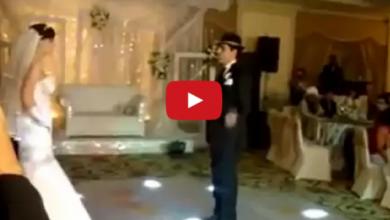 Photo of 3 ملايين مشاهد لعرض مثير يقدمه عروسان مصريان