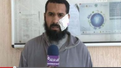 Photo of بالفيديو: تلميذ يطعن أستاذا في وجهه بالداخلة