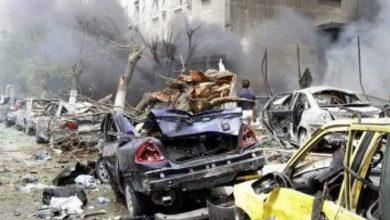 Photo of مقتل ستة أشخاص وإصابة 10 آخرين في انفجار وسط دمشق