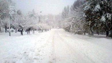 Photo of نشرة خاصة.. برد قارس ورياح قوية وثلوج