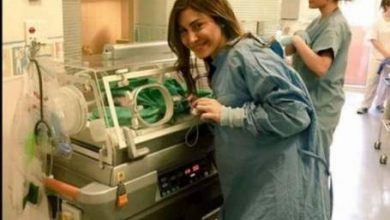 Photo of صور صادمة ليارا بدون ماكياج وبملابس التعقيم الطبية