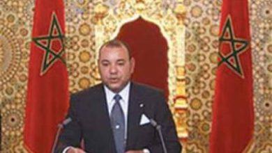 Photo of الملك محمد السادس  يهنئ رئيس جمهورية غامبيا بمناسبة عيد استقلال بلاده