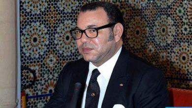 Photo of الملك محمد السادس يهنئ أمير دولة الكويت بالعيد الوطني لبلاده
