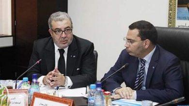 Photo of الخلفي والهاشمي يقدمان ذاكرة وكالة المغرب العربي للأنباء للجيل الجديد من الصحفيين