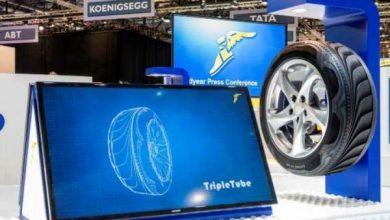 """Photo of """"جوديير"""" و""""دنلوب"""" تستعرضان نماذج تقنية مستقبلية خلال معرض جنيف الدولي للسيارات 2015"""