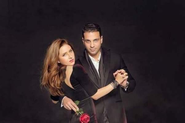 d0b52b0b7d5c5 نيللى كريم وزوجها يشعلان مواقع التواصل بصور جديدة لهما... - أڭورا