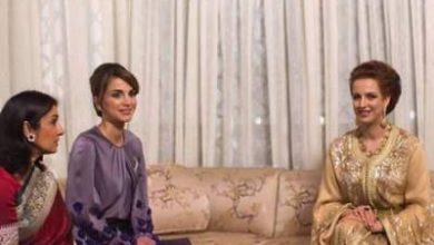 Photo of الملكة رانيا تنشر صور جديدة رفقة الأميرة للا سلمى