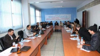 Photo of تجديد مكتب نقابة الصحافيين المغاربة
