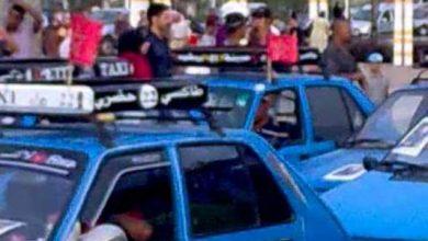Photo of السلطات تتنكر للملف المطلبي لنقابة سائقي سيارة الأجرة الصغيرة ببرشيد