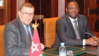 Photo of لقاء بين المغرب والكونغو لتعزيز العلاقات في مجال التجهيز والبناء والأشغال العمومية