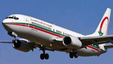 Photo of تحويل عدد من رحلات الخطوط الملكية المغربية بسبب الظروف الجوية الصعبة
