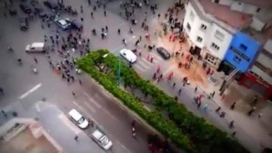 Photo of حرب دامية بين جماهير الوداد و الرجاء بعد الديربي 118