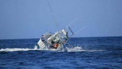 Photo of إسبانيا: غرق سفينة صيد روسية قبالة جزر الكناري