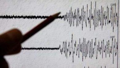 Photo of تسجيل هزة أرضية بقوة 3,7 درجات على سلم ريشتر بالحسيمة