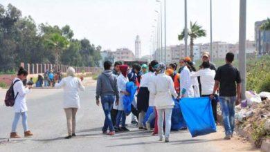Photo of 60 جمعية تنخرط في حملة للتحسيس بالنظافة بمدينة الرحمة 1 و 2