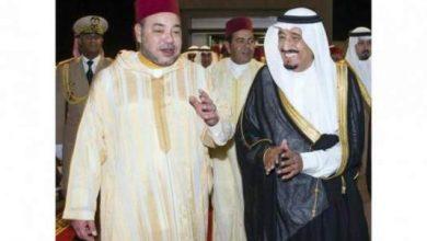 Photo of الملك محمد السادس يقوم بزيارة عمل إلى السعودية يوم الأحد المقبل