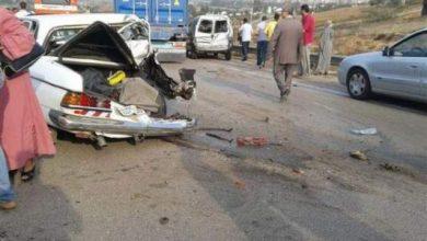 Photo of إصابة 9 أشخاص في حادثة سير خطيرة بين البيضاء وبرشيد