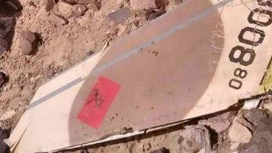 """Photo of الإعلام الحوثي يؤكد إسقاط الطائرة المغربية  """"F 16""""  من طرف قوات المخلوع علي صالح"""